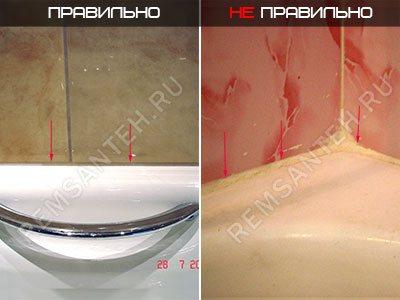 Сравнение работ по ремонту ванной комнаты